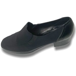 AMALFI BY RANGONI LOW HEELED LOAFERS MADE IN ITALY